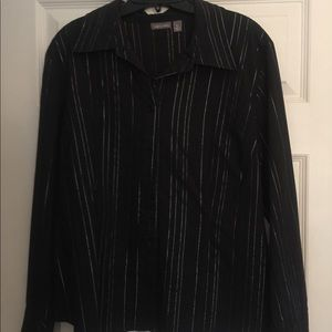 Apt 9 stretch button down shirt size xl